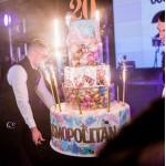 MAG Audio на вечеринке Cosmopolitan в честь 20-летия журнала в Украине