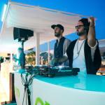 MAG Audio в цветочном пространстве EDEN Bar & Rooftop