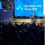 Акустика MAG Audio на Kyiv Smart City Forum 2019