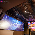"MAG Audio в спортивном баре нового формата ""Champion Hall"""