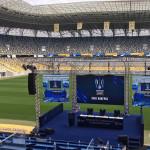 MAG WASP на XXIII Конгрессе Украинской ассоциации футбола (УАФ)